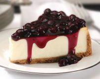 طرز تهیه چیز کیک ساده با آسان ترین روش