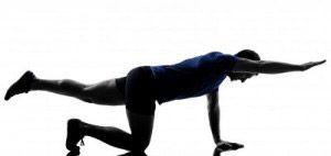 دیسک کمر را با این حرکات ورزشی درمان کنید