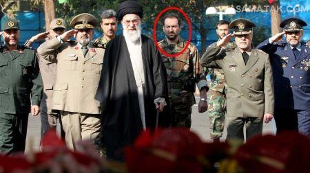 عکس فرزندان امام خامنه ای در مراسم ترحیم محافظ رهبری