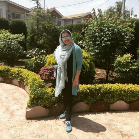 بیوگرافی مژگان بیات + عکس همسرش