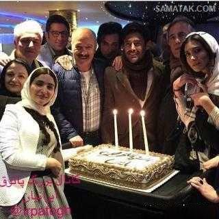 """رستوران محمدرضا گلزار با نام """"انار"""" در جردن تهران افتتاح شد + تصاویر"""