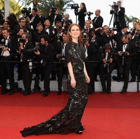 مدل لباس بازیگران زن هالیوود در جشنواره فیلم کن