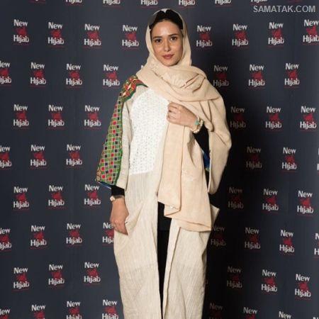 مدل مانتو های تابستانی پریناز ایزدیار بازیگر ایرانی