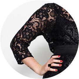لباس هایی که بازوها را لاغر نشان میدهند (ویژه خانمها)