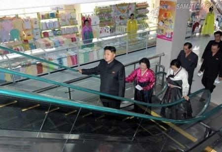 طرز زندگی پسر و دخترهای پولدار و مجرد کشور کره شمالی + تصاویر