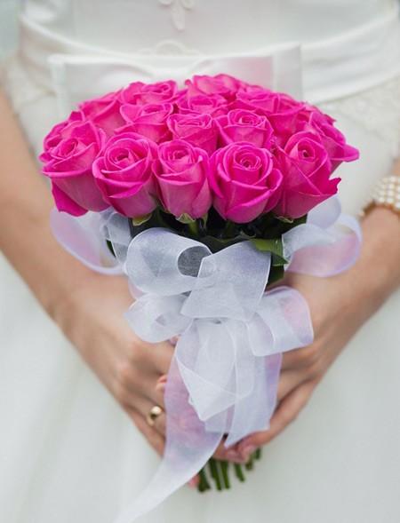 دسته گل عروس 2016 (عکس)
