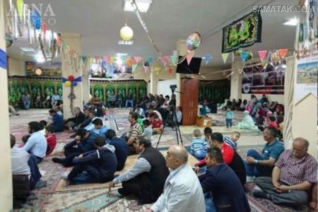 عکس های جشن روز نیمه شعبان در کشور ترکیه