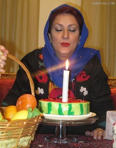 مادر زن علی دایی ، مریم امیرجلالی است (عکس)