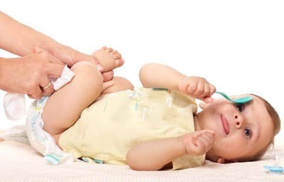 گرفتن پوشک از کودک در سه روز