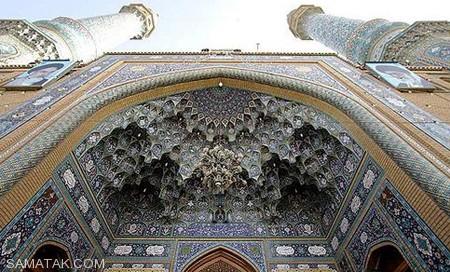 مقدس ترین مسجد ایران مسجد جمکران است