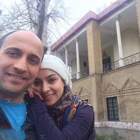 بیوگرافی علی سرابی بازیگر + عکس های همسر