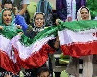 عکس خانوادگی بچه های تیم والیبال ایران
