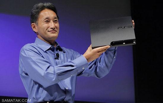 کازوئو هیرای مدیر عامل شرکت پلی استیشن سنی SONY