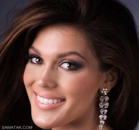 زیباترین دختر آمریکا (مجموعه تصاویر)