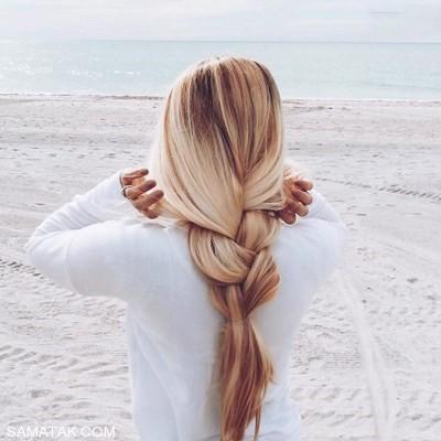 عکس مدل مو دخترانه اروپایی