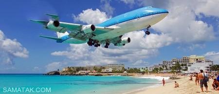 10 باند فرودگاه خطرناک و شگفت انگیز دنیا