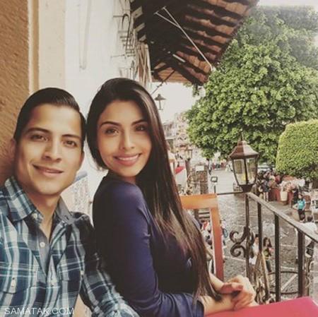 عکس های دختر زیبا و خوشگل مکزیک