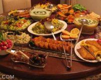 افطاری سالم و مقوی برای بدن روزه داران