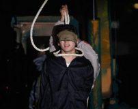 وصیت نامه قاچاقچیان مواد مخدر شب قبل از اعدام در زندان