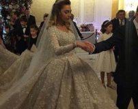 گران ترین جشن عروسی دنیا برای عروس دانشجوی 20 ساله + تصاویر