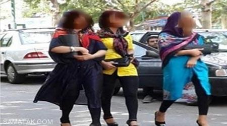 گزارش تصویری تکان دهنده جلوی درب غسالخانه بهشت زهرا تهران
