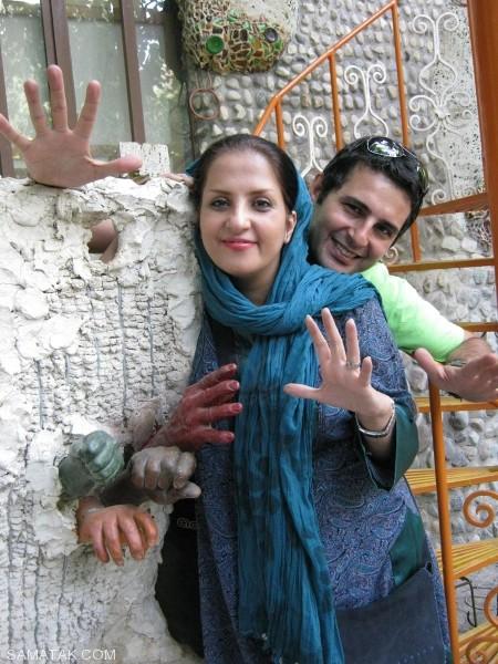 بهنام قربانی بیوگرافی و جدیدترین عکس های همسر و فرزندان