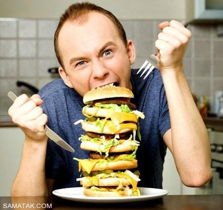 خوراکی های به ظاهر سالم اما پرکالری و دشمن لاغری