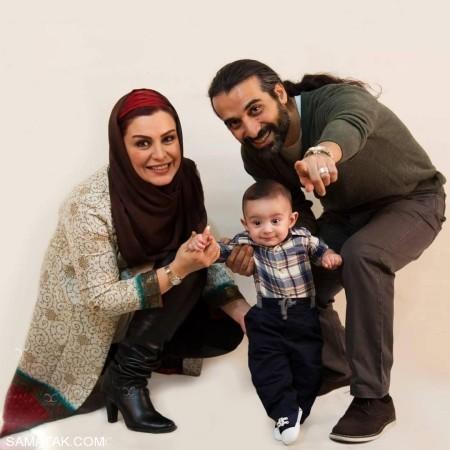 بیوگرافی ماه چهره خلیلی و همسرش ابراهیم اشرفی