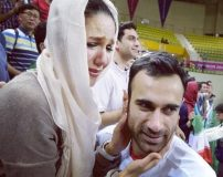 بیوگرافی عادل غلامی بازیکن تیم والیبال + عکس پسرش