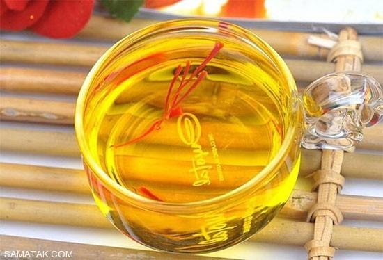 طرز تهیه چای زعفران به طرق مختلف