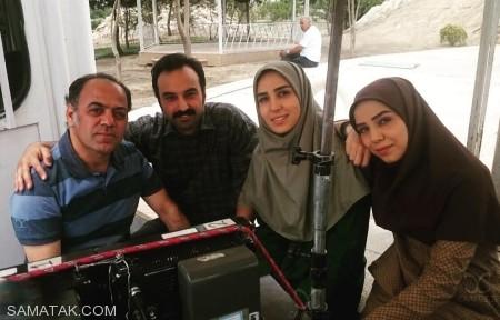 بیوگرافی زهرا فراهانی بازیگر سریال برادر + مجموعه تصاویر