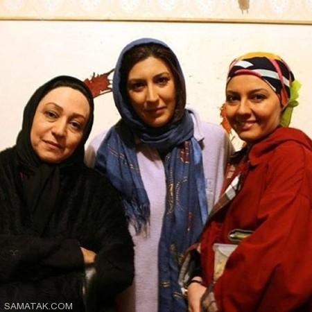 بیوگرافی شهرزاد جواهری بازیگر زن تئاتر و تلویزیون + تصاویر