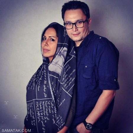 بیوگرافی کیوان محمودنژاد و همسرش آیلین کیخایی + تصاویر شخصی