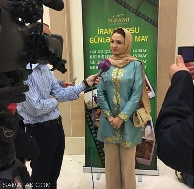 مصاحبه گلاره عباسی بازیگر سریال برادر و شهرزاد