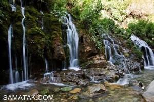 شهمیرزاد مکان توریستی خوش آب و هوا در استان سمنان + تصاویر