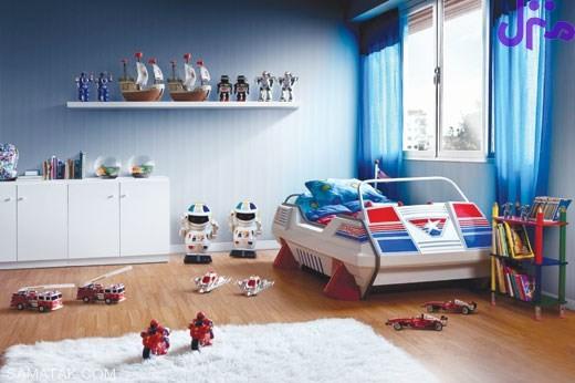 راهنمای انتخاب تخت خواب کودک