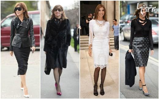 مدل لباس طراحان مد و مدلینگ های زن جهان