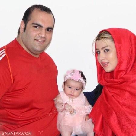 بیوگرافی بهداد سلیمی وزنه بردار فوق سنگین + عکس همسر