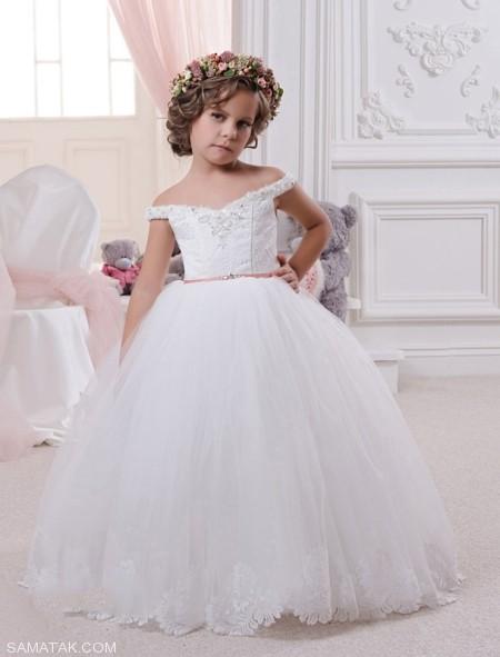 مدل مانتوهای دنیا جهانبخت عکس لباس عروس دخترانه مناسب سن 6 تا 12 سال