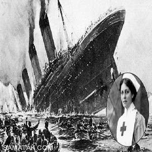 زندگینامه ویولت کنستانس جسوپ پرستار و مهماندار کشتی تایتانیک
