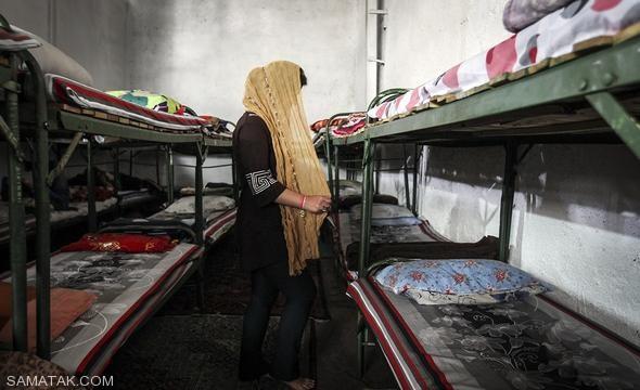 کمپ ترک اعتیاد زنان و اتفاقاتی که در آن می افتد
