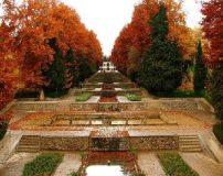 7 تا از زیباترین باغ های ایرانی