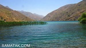گوهری زیبا در قلب ایران ، دریاچه گهر لرستان + تصاویر