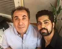 سیامک انصاری | عکس های همسر و بیوگرافی سیامک انصاری