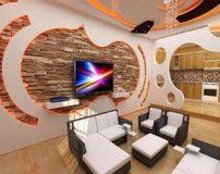 جدیدترین مدل های کناف کاری سقف آپارتمان