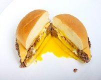 آموزش درست کردن همبرگر مغزدار ساندویچ خوشمزه