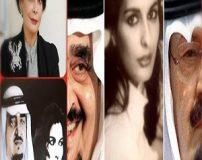 فیلم خوشگذرانی و عیش و نوش پادشاه عربستان