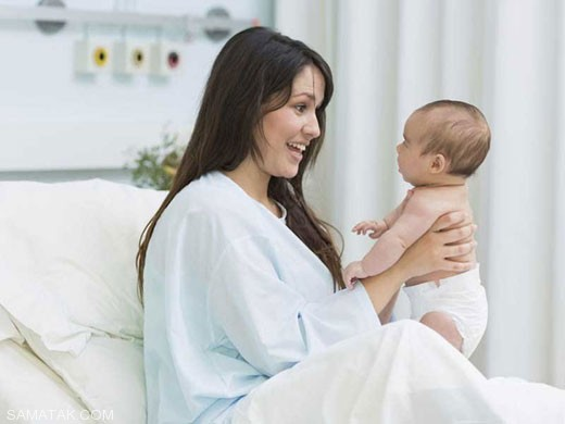 مراحل ریکاوری بدن زنان پس از زایمان و وضع حمل