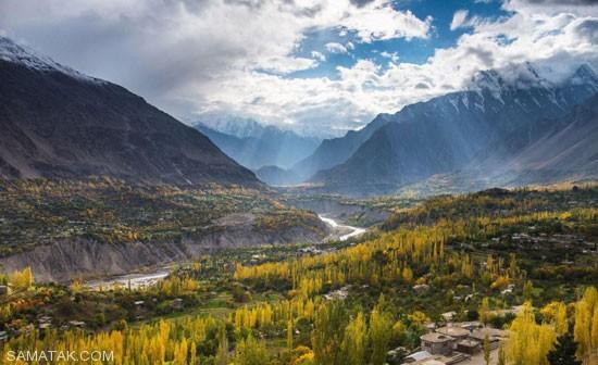 شگفتی های بی نظیر در کشور پاکستان + تصاویر