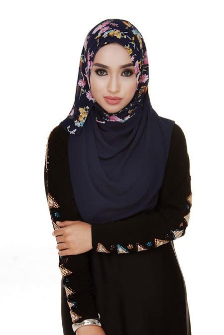جدیدترین مدل های حجاب دار روسری secret
